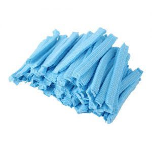 Dust-proof Disposable Head Cover 100 Per Pack
