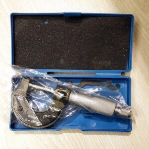 Screw Gauge or Micrometer 25 mm