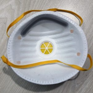 3M Particulate Respirator N95 Gas Mask with Filter