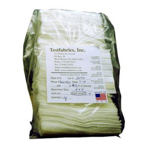 AATCC Multifibre Heat-Sealed Testfabrics, Inc