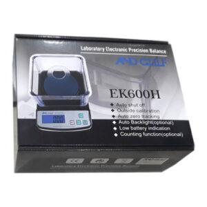 AND Gulf EK600H Precision Weight Balance 600 gm