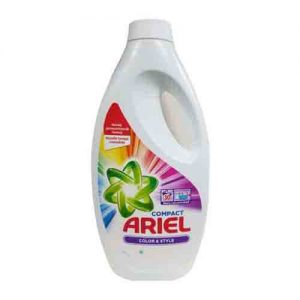 Ariel Color and Style Liquid Detergent 1330 mL
