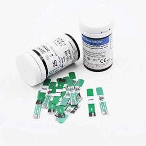 Bioland Easy Glucose Meter Test Strips, 50 Pcs