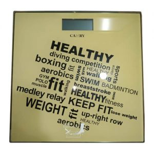 Camry Electronic Personal Scale – Bathroom Scale