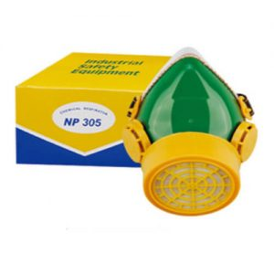 Chemical Mask NP-305 Yellow-Green