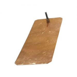 Copper Plate for Electrochemistry Experiments