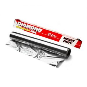 Diamond Aluminum Foil Paper 37.5 SQ. FT.
