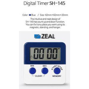 Digital Countdown Timer GH Zeal SH-145