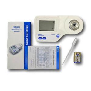 Hanna Digital Refractometer HI-96801 (0-85% Brix)