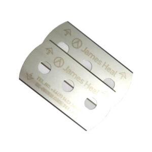 James Heal GSM Cutter Blades