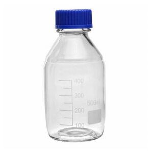 Duran Lab Glass Bottle 500 mL