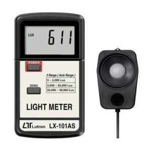 Lutron Lux Meter, Light Meter LX-101AS