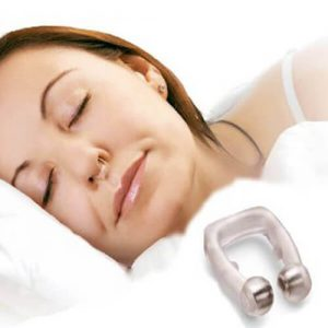 Magnetic Snoring Nose Clip for Snore Free Sleep