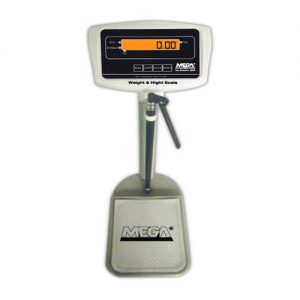 Mega Digital Weight and Height Scale