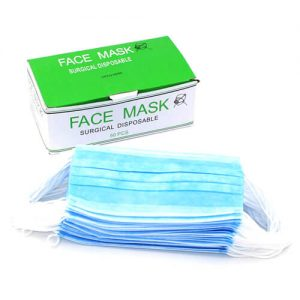 One Time Face Mask Surgical Disposable