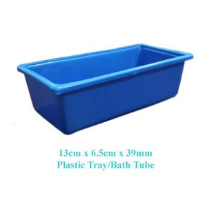 Small Plastic Tray (13cm x 6.5cm x 39mm)