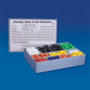 Polylab Atomic Model Set (Senior) for Laboratory Use