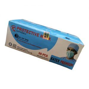 Disposable Face Mask 3 Layer Premium Quality