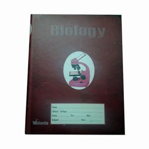Biology Practical Note Book for SSC and HSC