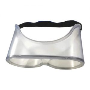 Safety Goggles with Crystal Clear Lens
