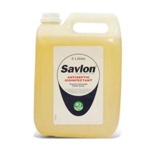 Savlon Antiseptic Liquid 5 Liter Can