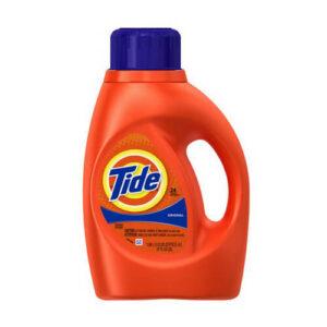 Tide Liquid Detergent Original 1.09 Liter Bottle