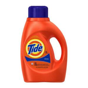 Tide Liquid Detergent Original 1.47 Liter Bottle