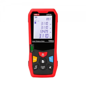 UNI-T Laser Distance Meter LM100