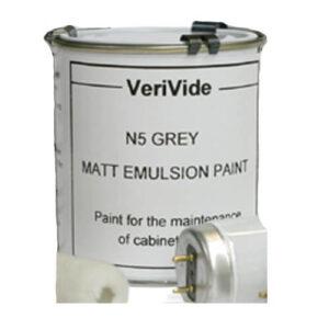 VeriVide N5 Grey Matt Emulsion Paint