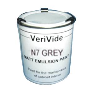VeriVide N7 Grey Matt Emulsion Paint