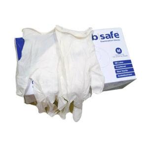 b-safe Examination Hand Gloves Original Malaysia
