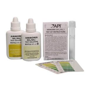 API Ammonia Test Kit for Aquarium Water 130 Test Original