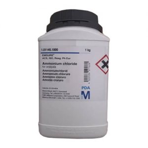 Ammonium Chloride 1 Kg Merck Germany