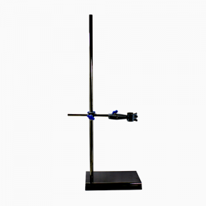 Burette Stand or Retort Stand with Support Clamp Heavy