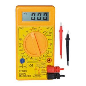 Digital MultiMeter DT-830D China