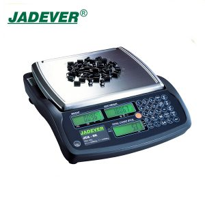 New Design JCA Multifunction Electric Weight Counting Scale Machine