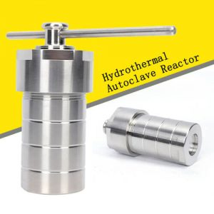 Hydrothermal Autoclave Reactor with PTFE Chamber