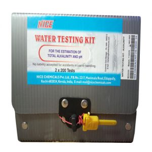 Nice Alkalinity and pH Test Kit (2×200 Tests)