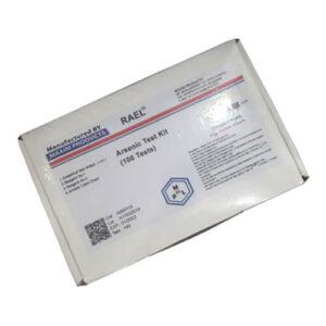 RAEL Arsenic Test Kit, 100 Tests Per Box