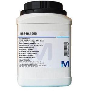 Sodium Sulfate 500 gm Merck, Germany