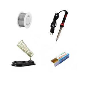Soldering Tool Kit- Combo Soldering Set