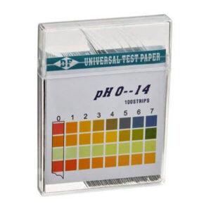 Universal pH Test Paper Strip (pH 0-14)