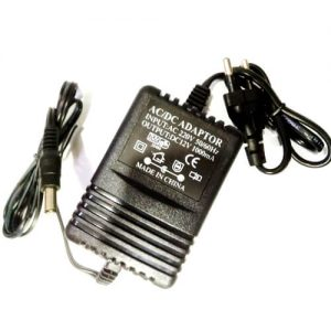 Weight Scale Charging Adaptor 12V Using at CAS