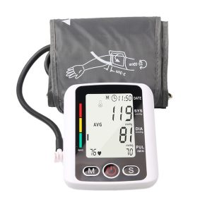 Electronic Upper Arm Blood Pressure Monitor B03