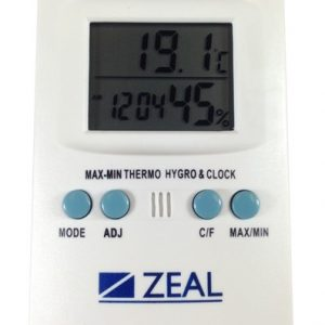 TEMPERATURE AND HUMIDITY DIGITAL (THERMO-HYGROMETER)