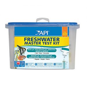 API Freshwater Master Test Kit 800 Tests