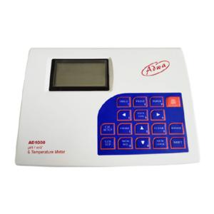 Adwa pH/ORP/temp Bench Meter AD1000