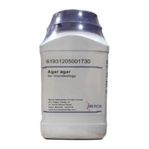 Agar Agar Powder for Microbiology 500g Merck India