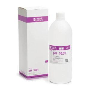 Buffer Solution pH 10.01 Hanna 1000 ml Bottle
