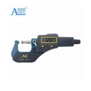 Digital Micrometer Screw Gauge 0-25mm
